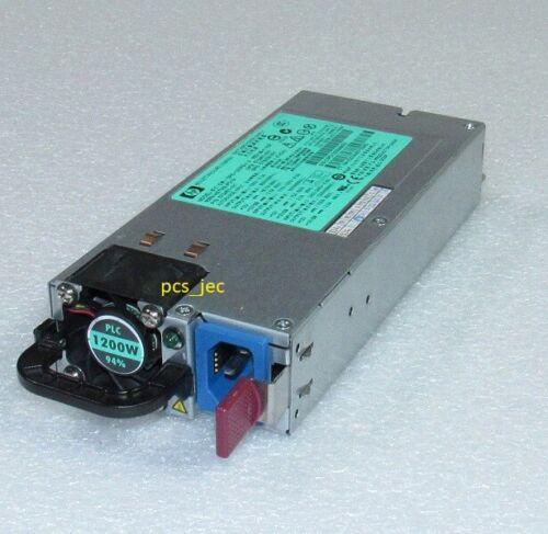 HP 1200W Power Supply   570451-101 579229-001 570451-001