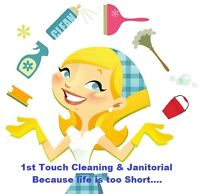 Cleaning Services Residential and Business
