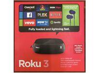 ROKU 3 HD Media Streaming Player