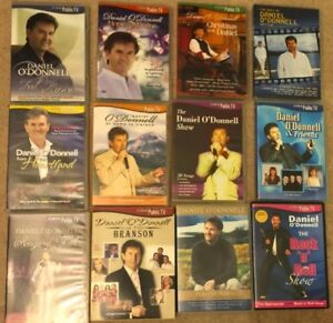 Daniel O'Donnell - great DVDs