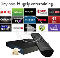 Apple tv killer Amazon Fire TV with xbmc