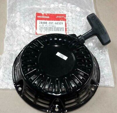 Honda 28400-Z0T-003ZA Recoil Starter EP2500, GX120 engine  for sale  Shipping to South Africa