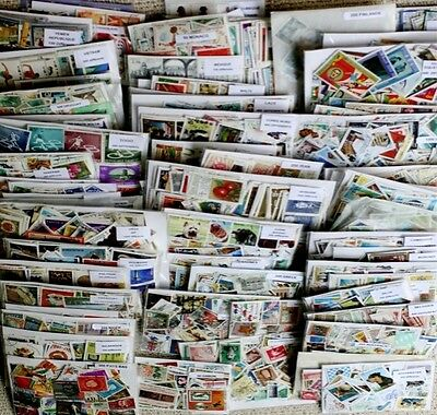 WORLDWIDE Superb stamp collection made up of 15,000 DIFFERENT Stamps (lot#dp)