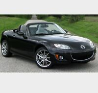 WANTED MAZDA MIATA 2000 or newer