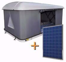 Hard Roof Top Tent + 120W solar panel Lane Cove Lane Cove Area Preview