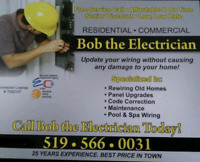 Electrician in Windsor