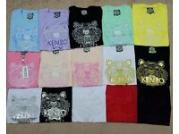 KENZO T SHIRTS ALL BRAND NEW