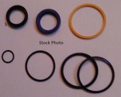 X2 Massey Ferguson 246 Loader Tilt Cylinder Two Seal Kits 837148m91