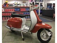 Li150 Lambretta 1964 scooter