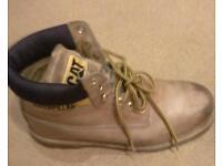 Boots Caterpillar size 11