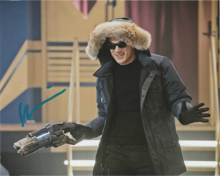 Wentworth Miller Flash Autographed Signed 8x10 Photo COA