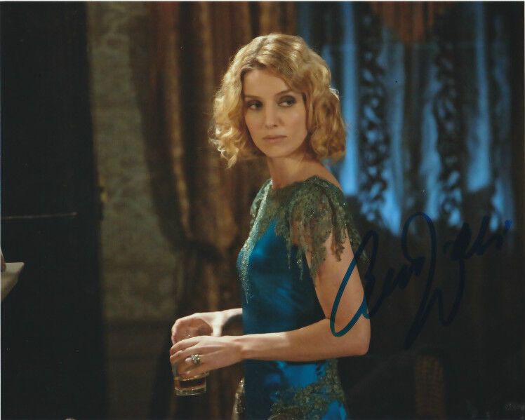 Annabelle Wallis Peaky Blinders Autographed Signed 8x10 Photo COA F