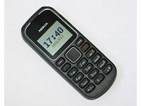 Very Good Nokia 1280 Unlocked Worldwide Sim Free,Long Battery life Free £5 sim available,