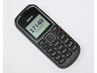 Very Good Nokia 1280 Basic Mobile Phone Unlocked Worldwide Sim Free,Long Battery life Free £5 sim