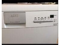 full sized dishwasher