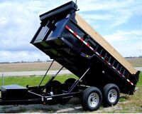 Demolition and renovation waste removal 150$