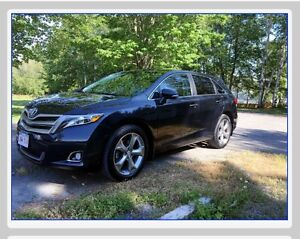 2014 Toyota Venza LIMITED, LEATHER,AWD, V6, SUV, Crossover