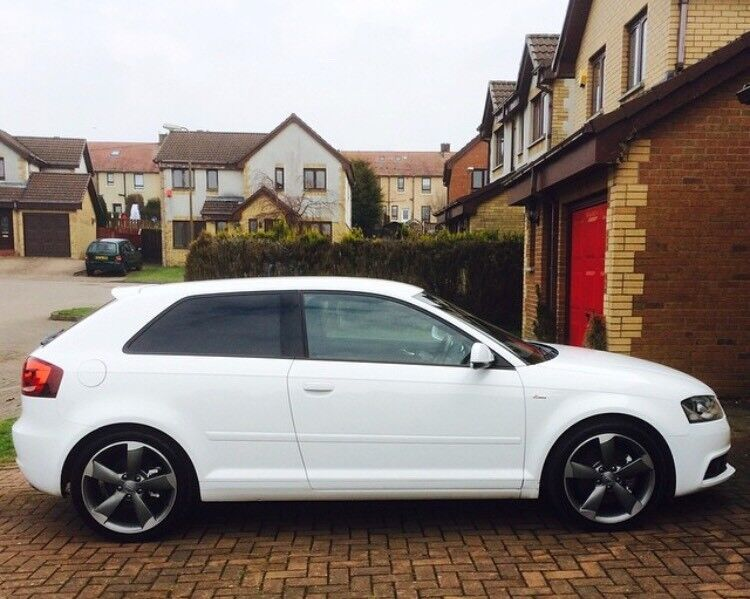 Audi A3 - Black Edition, Quattro, 170BHP, Bose sound system | in Bathgate,  West Lothian | Gumtree