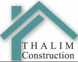 Extension, refurbishment, designing and Improvements