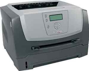 Lexmark E450dn network monochrome laser printer