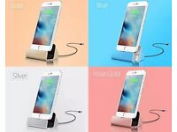 Iphone charging dock/stand