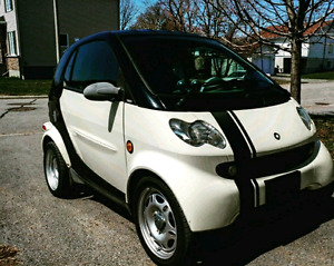 Smart fortwo 2006 Pure CDI Turbo Diesel