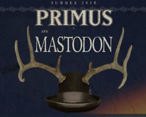 VIP Tickets for Primus