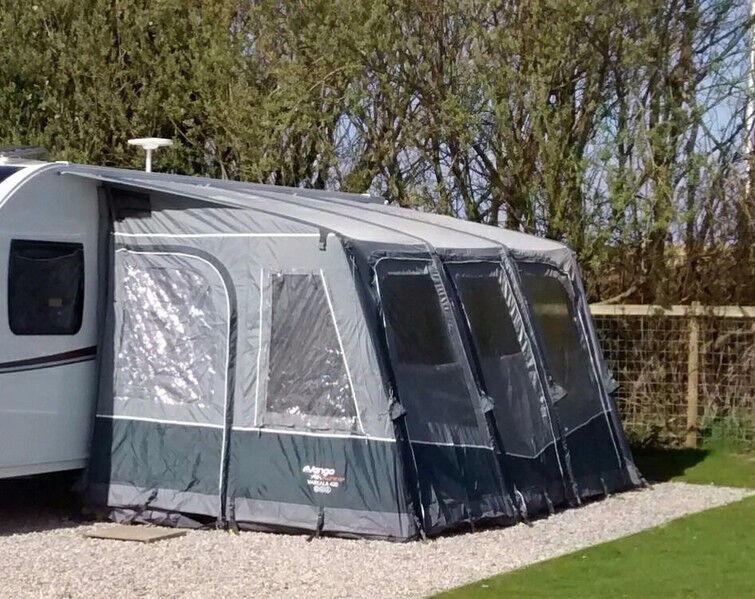 Vango Varkala 420 Caravan Air Awning For Sale In Leicester
