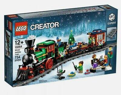 Tren de Navidad LEGO Creator Expert 10254