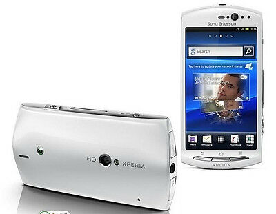 Sony Ericsson XPERIA neo V White WIFI GPS (Unlocked) Smartphone Free Shipping
