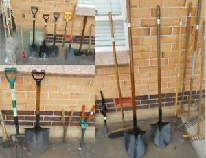 Garden Tools Gulfview Heights Salisbury Area Preview