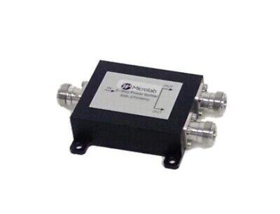 Microlab D2-72fn Power Splitter 2 Way N Connectors 694-2700 Mhz