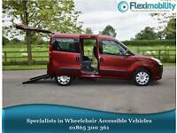 2014 Fiat Doblo, Diesel, Wheelchair Accessible Vehicle, WAV, Disabled Car