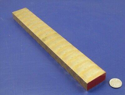 954 Bronze Oversize Flat Bar 58 Thick X 1 12 Wide X 12.0 Length