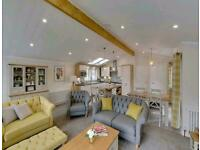 Luxury Willerby Mulberry Lodge at Southerness Holiday Park