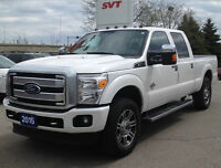 2015 Ford F-250 Lariat-This one separates the men from the boys!