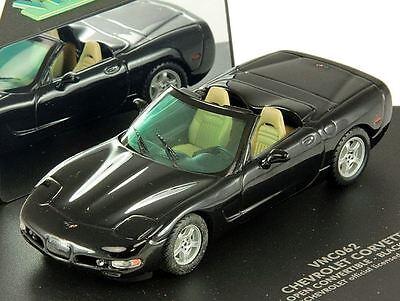 Chevrolet Corvette open convertible - 1999 - Black 1999 - Vitesse
