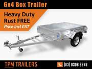 BEST SELLING - 0%INTEREST 6x4 Cage Box Trailer For Sale Melbourne Campbellfield Hume Area Preview