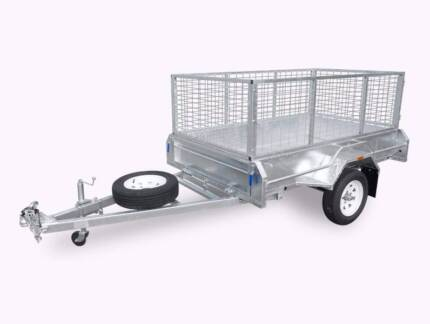 Top Quality 6X4 Cage Trailer 6months INTEREST FREE*