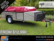 NEW MDC Step Through Camper Trailer V5 Coopers Plains Brisbane South West Preview