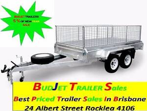 10×5 FT TANDEM BOX GAL TRAILER  NEW YEAR SALE $ 5% OFF $2800 Brisbane Region Preview