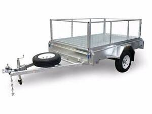 Brand New  trailer 6x4 CAGED Fully Welded and Hot Dip Galvanized Cleveland Redland Area Preview