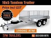 10x5 tandem trailer galvanised Top Quality Campbellfield Hume Area Preview