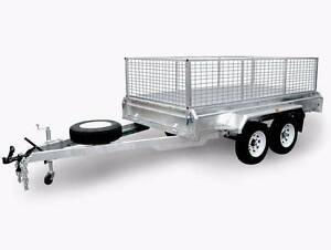 MYTCA.COM.AU - Galvanised Trailers for sale in Canberra ACT Fyshwick South Canberra Preview