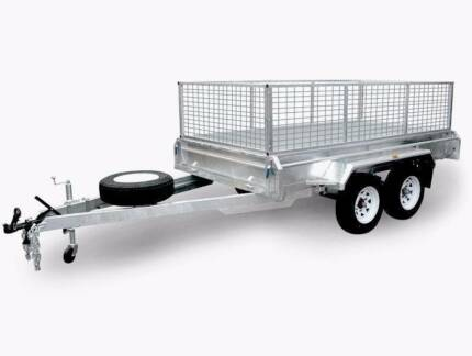 MYTCA.COM.AU - Galvanised Trailers for sale in Canberra ACT