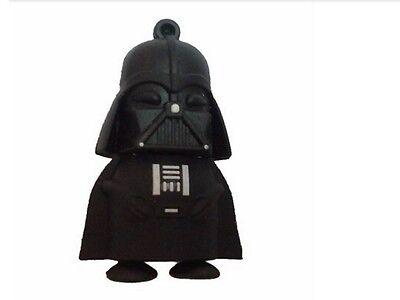 Usado, 16GB Darth Vader Star Wars USB 2.0 Flash Pen Drive Memory Stick New Space Mini segunda mano  Embacar hacia Argentina