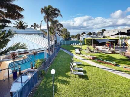 Whitecliffs Beach Resort, Rye - timeshare week