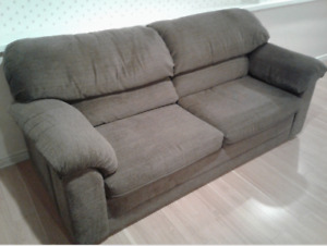 Brown Pull Out Sofa Bed
