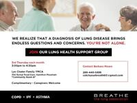 Lung Health Support Group Meeting