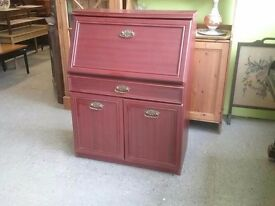 20% OFF ALL ITEMS SALE - Bureau / Desk With Drawers - Can Deliver For £19